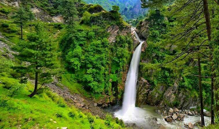 Cham Waterfall
