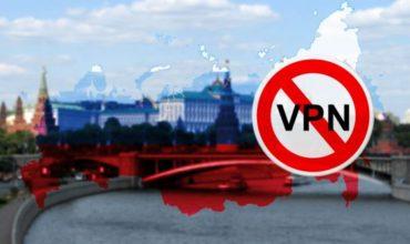 Russia VPN ban