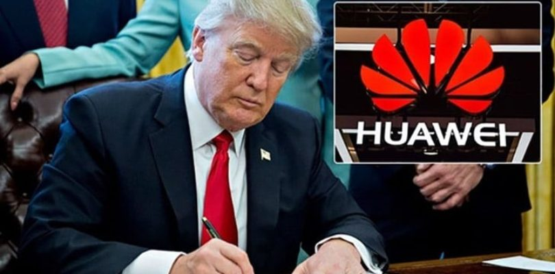 Trade War Leads to Huawei Ban