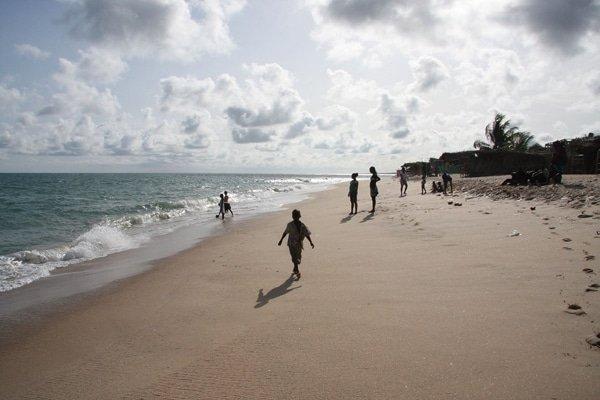 Calabar Beach