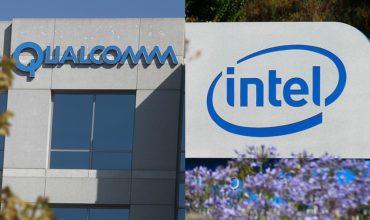 Intel and Qualcomm