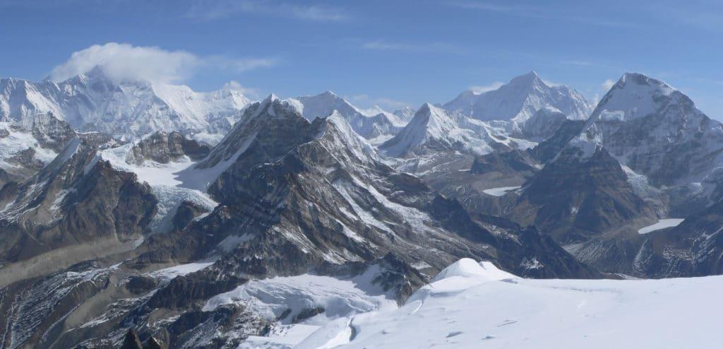 Mera Peak, Nepal: