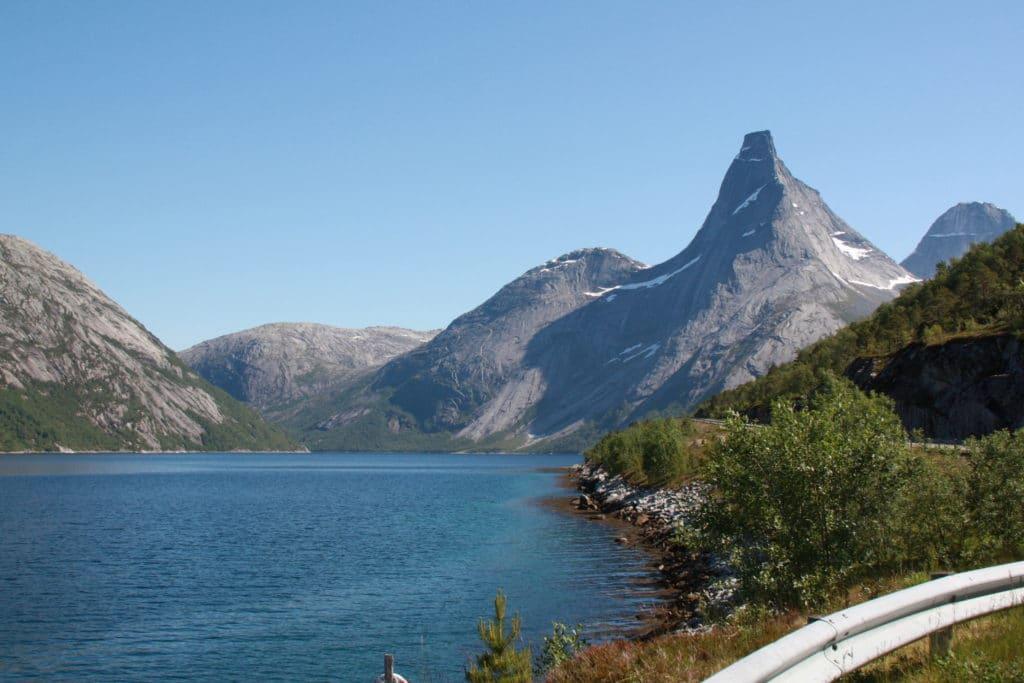 Mount Stetind, Norway