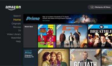 Amazon Prime TV Shows