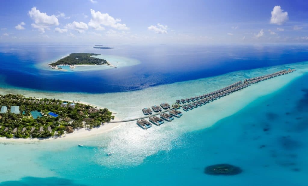 Maldives Honeymoon destinations 2019
