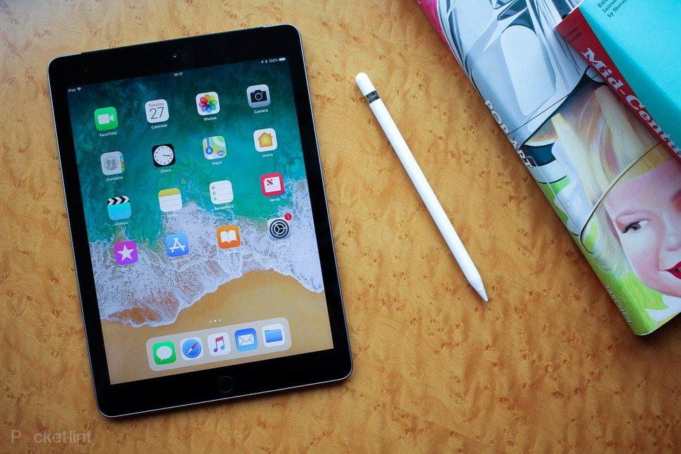iPad 2018 gaming tablet