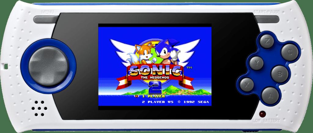 Sega Genesis Portable