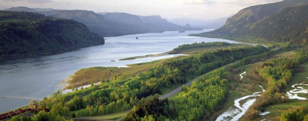Columbia River, Oregon & Washington