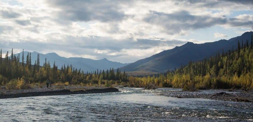 Kobuk River, Alaska