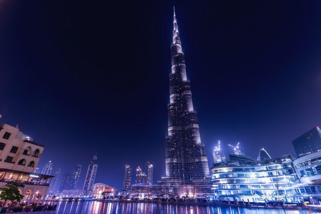 Tallest Buildings Burj Khalifa