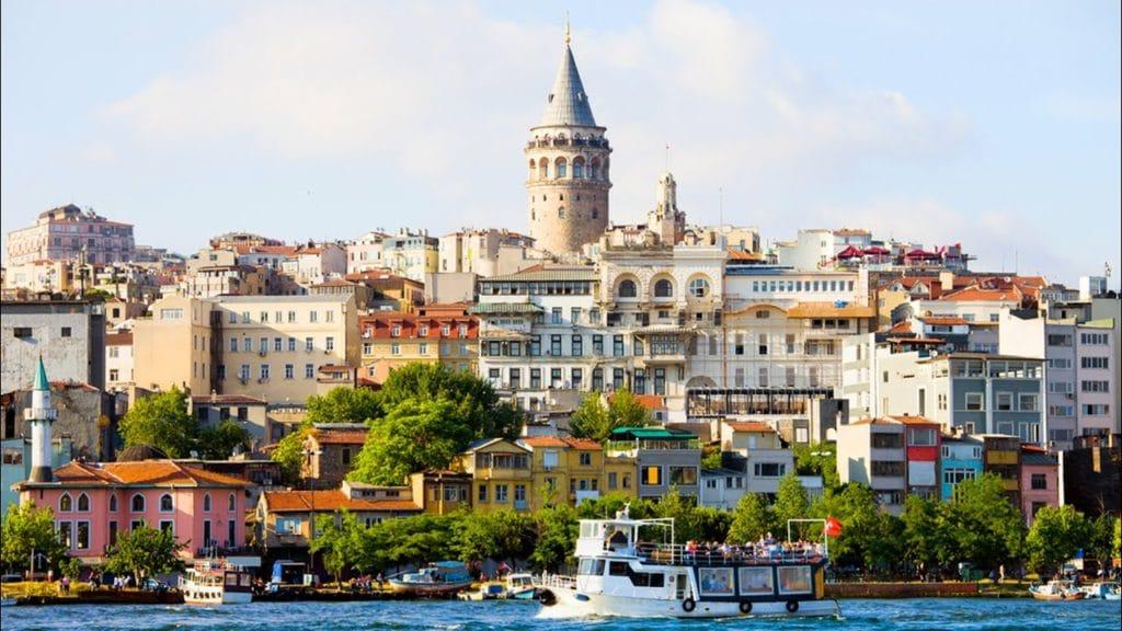 Trip to Istanbul Beyoglu