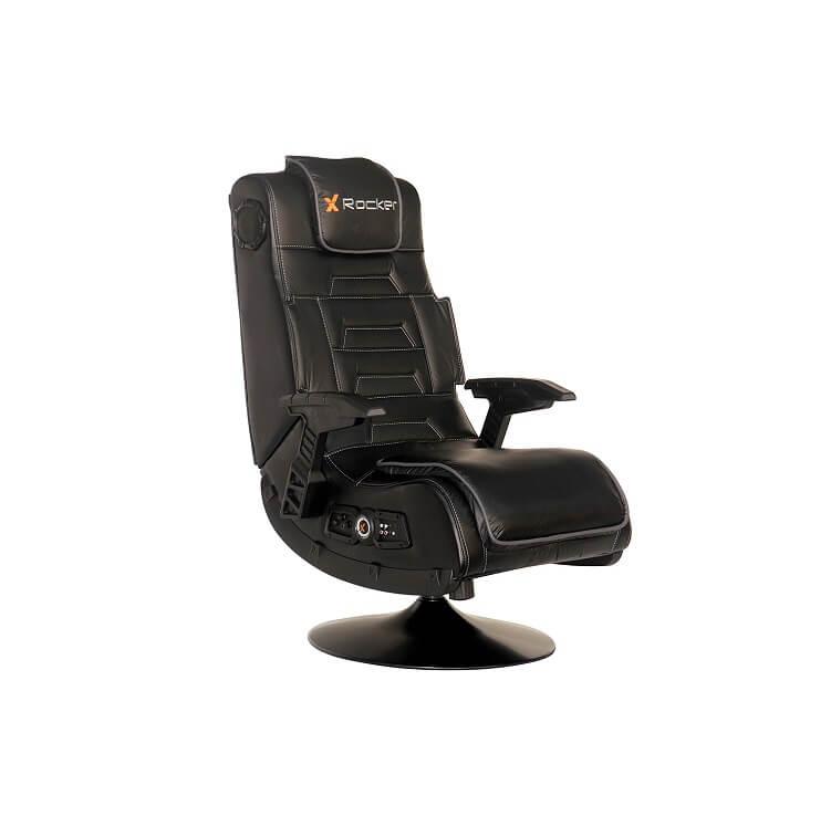 X Rocker 51396 Pro Series Pedestal 2.1 Video Gaming Chair