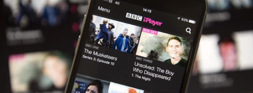 BBC IPlayer shows