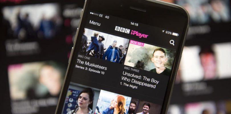 BBC IPlayer shows