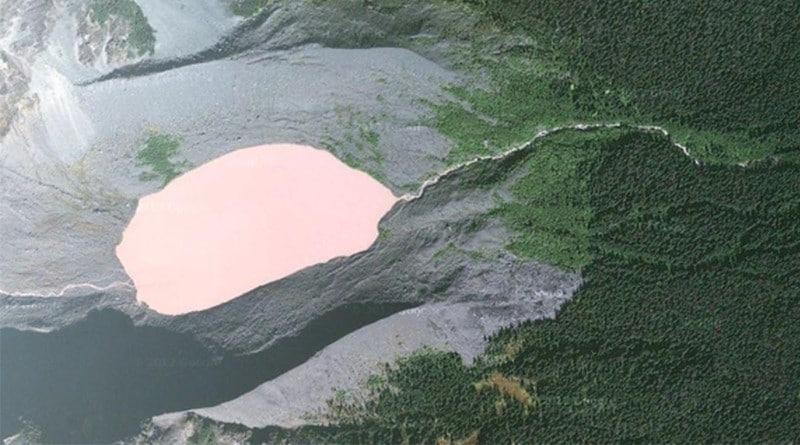 Dusty Rose Lake