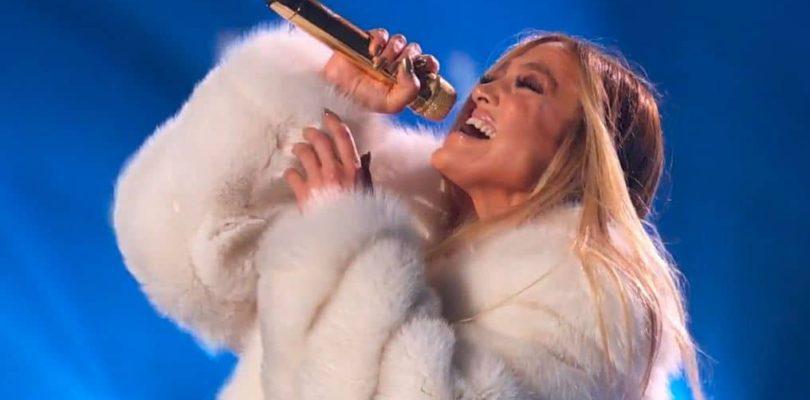 Is Jennifer Lopez touring the UK?