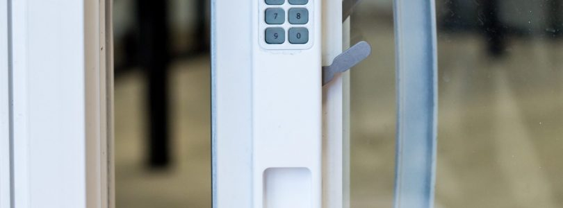 Patio Door Lock
