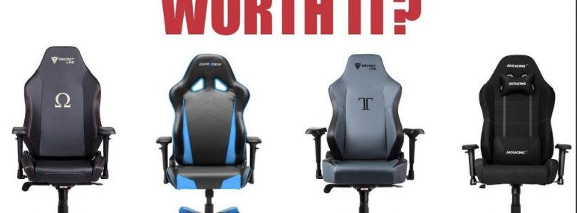 Are Gaming Chairs worth It? What to Consider Before Buying